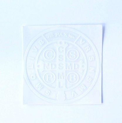 Adesivo São Bento - Branco Médio