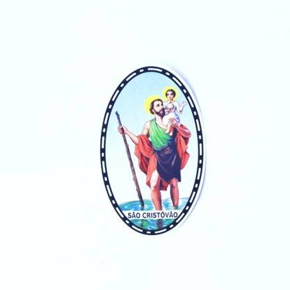 Adesivo São Cristóvão