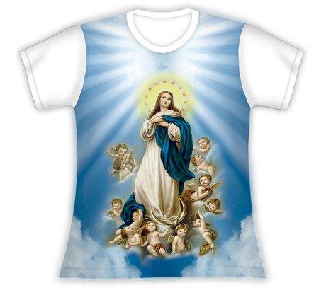 Baby Look Nossa Senhora da Conceição