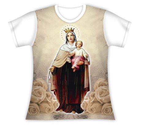 Baby Look Nossa senhora do Carmo