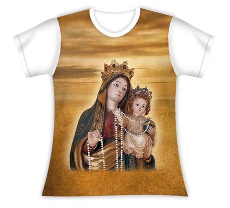 Baby Look Nossa Senhora do Rosário