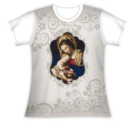 Baby Look Nossa Senhora Mãe da Divina Providência