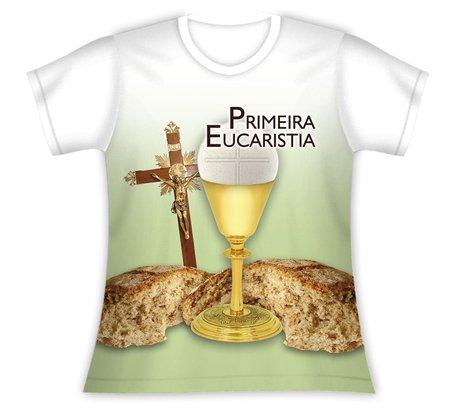 Baby Look Primeira Eucaristia