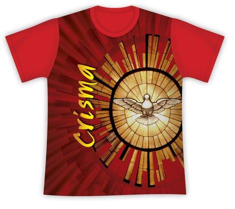 Camiseta Crisma Espírito Santo