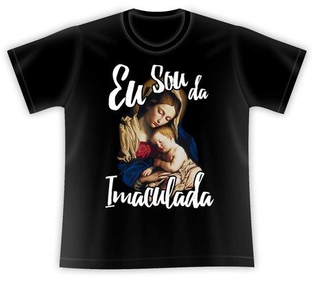 Camiseta Eu Sou da Imaculada