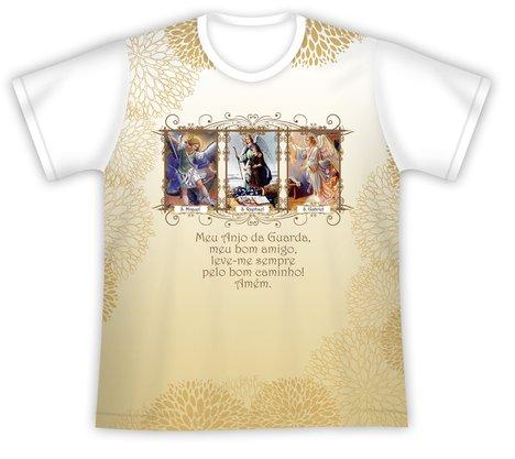 Camiseta Infantil três Arcanjos