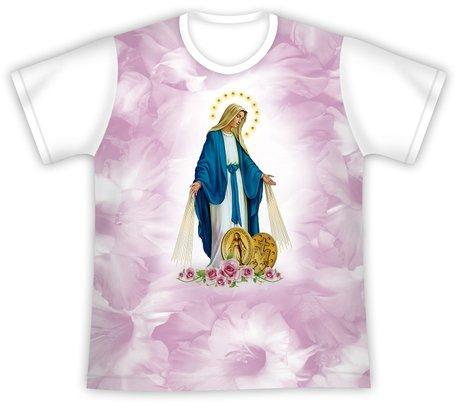 Camiseta Juvenil Nossa Senhora das Graças