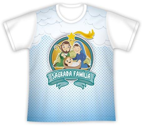 Camiseta Juvenil Sagrada Família