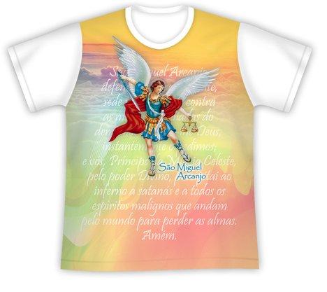 Camiseta Juvenil São Miguel Arcanjo