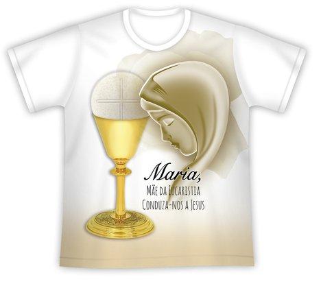 Camiseta Mãe da Eucaristia