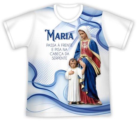Camiseta Maria passa à Frente
