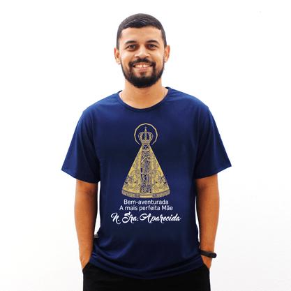 Camiseta Nossa Senhora Aparecida Bem Aventurada