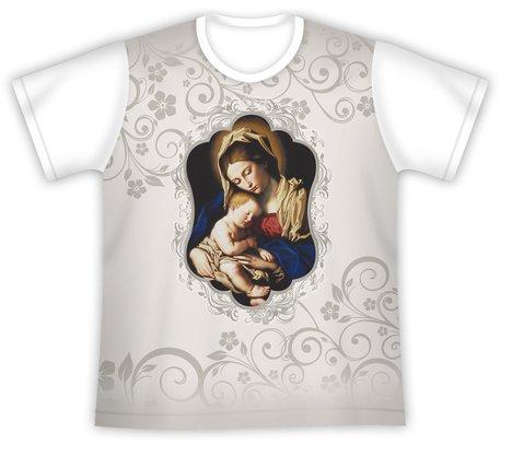 Camiseta Nossa Senhora Mãe da Divina Providência