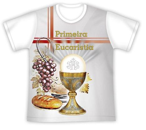 Camiseta Primeira Eucaristia