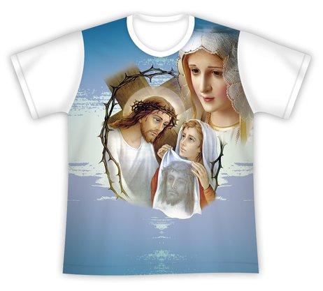 Camiseta Santo Sudário