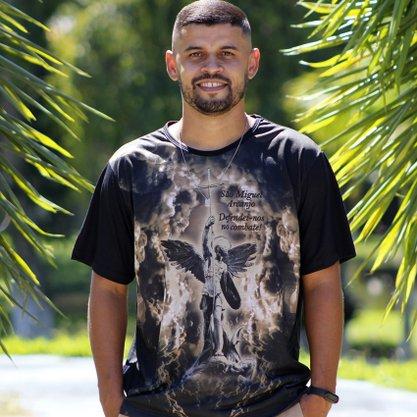 Camiseta São Miguel Arcanjo