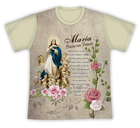 Maria passa na frente Nossa Senhora da Conceição