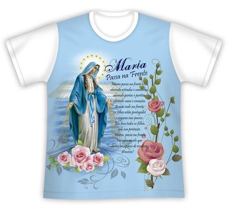Maria passa na frente Nossa Senhora da Graças
