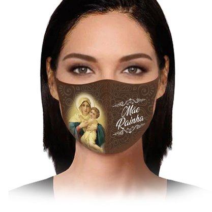 Máscara Mãe Rainha