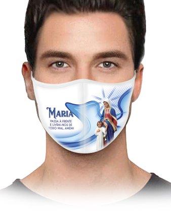 Máscara Maria Passa à Frente