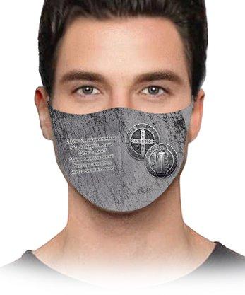 Máscara Medalha de São Bento