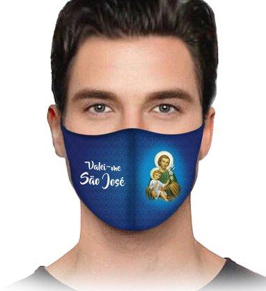 Máscara Valei-me São José
