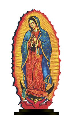 Stand Up Nossa Senhora de Guadalupe