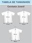 Camiseta Juvenil Jesus está no Comando