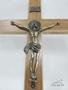 Cruz São Bento Com Pedestal 36CM