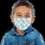 Máscara Infantil Nossa Senhora das Graças