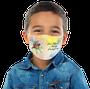 Máscara Infantil São Miguel Arcanjo
